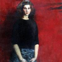 Tamara, öljy, 1998.