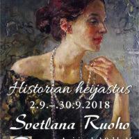 Historian heijastus, Kuokkalan kartano, 2.--30.9.2018 Jyväskylä