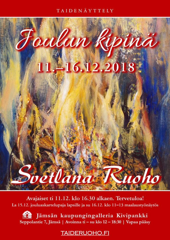Joulun kipinä, Kivipankki 11-16.2018