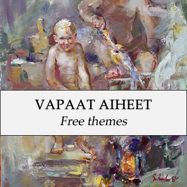Vapaat aiheet, free themes